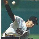 Mike Mussina 1994 Pinnacle Card #295 Baltimore Orioles/New York Yankees
