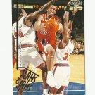 Jerry Stackhouse 1995 Upper Deck Slam Jam Rookie Card #358 Philadelphia 76ers