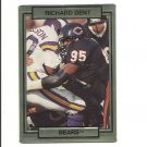 Richard Dent 1990 Action Packed Card #23 Chicago Bears