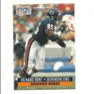 Richard Dent 1991 Pro Set Card #103 Chicago Bears