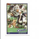 Junior Seau 1991 Topps Card #427 San Diego Chargers