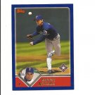 Kenny Rogers 2002 Topps Card #85 Texas Rangers