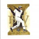 Bernie Williams 2005 UD MLB Artifacts Promo Card #12 New York Yankees