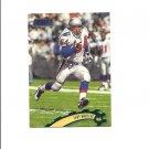 Tedy Bruschi 1997 Stadium Club Card #162 New England Patriots