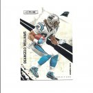 DeAngelo Williams 2010 Panini Rookies and Stars Card #18 Carolina Panthers