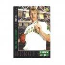 Larry Bird 1992-93 Upper Deck Heroes #22 Boston Celtics