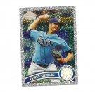 James Shields 2011 Topps Diamond Anniversary #311 Tampa Bay Rays