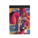 Jim Jackson 1995-96 Hoops Number Crunchers Insert #18 Dallas Mavericks
