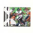 Steve Slaton 2010 Panini Threads Jersey #59 Houston Texans/Miami Dolphins