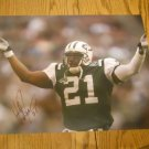 Victor Green Autographed 16x20 New York Jets JSA Certification #G73586