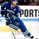Daniel Sedin Autographed 8x10 Vancouver Canucks GAI Certification #GV649294