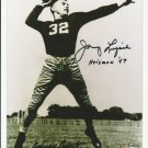 Johnny Lujack Autographed 8x10 Notre Dame Fighting Irish/Chicago Bears PSA/DNA Certification #J44587