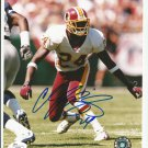 Champ Bailey Autographed 8x10 Washington Redskins/JSA Certification #J81675