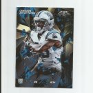 Cameron Artis-Payne 2015 Topps Fire Silver Foil Parallel Rookie #26 Carolina Panthers