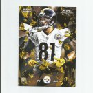 Jesse James 2015 Topps Fire Rookie #18 Pittsburgh Steelers