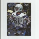 Deontay Greenberry 2015 SIlver Foil Parallel Rookie #36 Dallas Cowboys