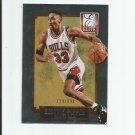 Scottie Pippen 2013-14 Panini Elite #277 (129/999) Chicago Bulls