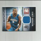 Rashard Lewis 2013-14 Panini Elite Back to the Future Patch #4 Orlando Magic