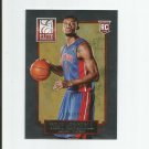 Tony Mitchell 2013-14 Panini Elite Rookie #215 (140/999) Detroit Pistons
