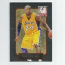 Kobe Bryant 2013-14 Panini Elite #194 Los Angeles Lakers