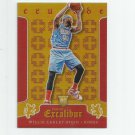Willie Cauley-Stein 2015-16 Panini Excalibur Crusade Red Rookie #41 (109/149) Sacramento Kings