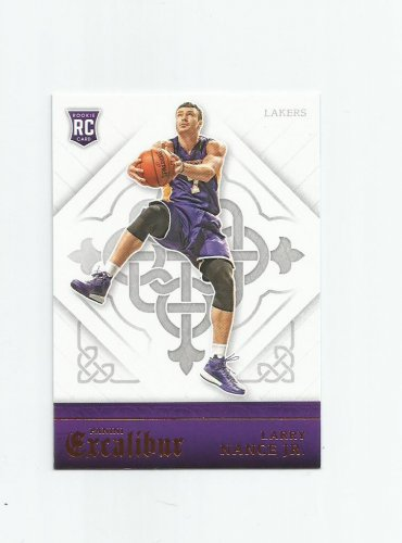 Larry Nance Jr. 2015-16 Panini Excalibur Rookie #151 Los Angeles Lakers