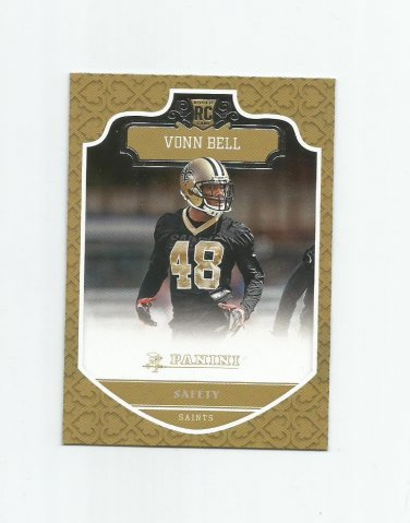 Vonn Bell 2016 Panini Contenders Rookie #226 New Orleans Saints