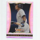 Alfonso Soriano 2013 Panini Select Prizm Refractor #60 New York Yankees