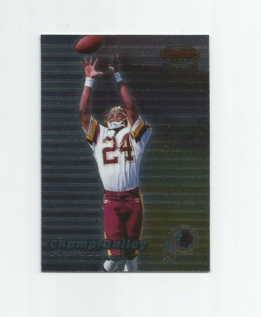 Champ Bailey 1999 Bowman's Best Rookie #126 Washington Redskins