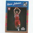 Brice johnson 2016-17 Donruss Rookie #170 Los Angeles Clippers