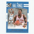 Patrick Ewing 2016-17 Donruss Hall Kings insert #17 New York Knicks