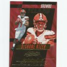 DeShone Kizer 2017 Panini Absolute Rookie Roundup Rookie #28 Cleveland Browns