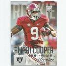 Amari Cooper 2015 Panini Prestige Rookie #202 Oakland Raiders