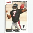 MIchael Vick 2001 Upper Deck Victory Rookie #374 Atlanta Falcons