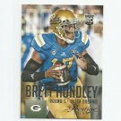 Brett Hundley 2015 Panini Prestige Rookie #212 Green Bay Packers