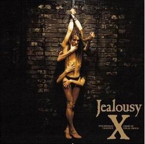 X (X JAPAN) - [Jealousy]