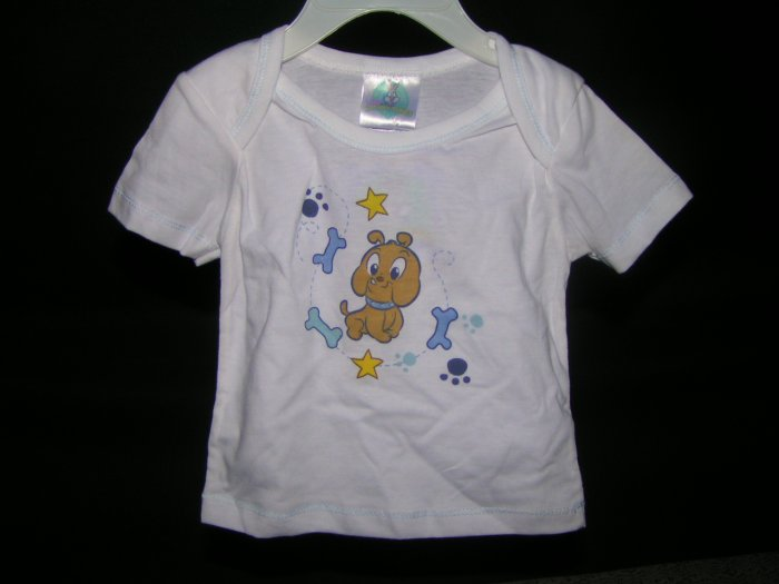 BABY HECTOR TUNES T-SHIRT 6/9 mos. - FREE SHIPPING