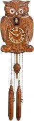 Cuckoo Clock Hooting Owl German Cuckoo Clock
