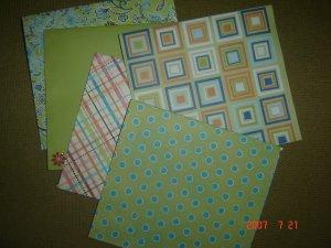 Set Of 10 4 x 6 Shipping Envelopes