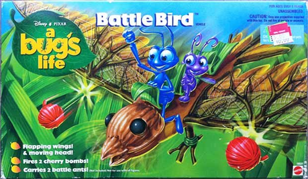 A Bugs Life - Disney Pixar - Battle Bird for Action Figures