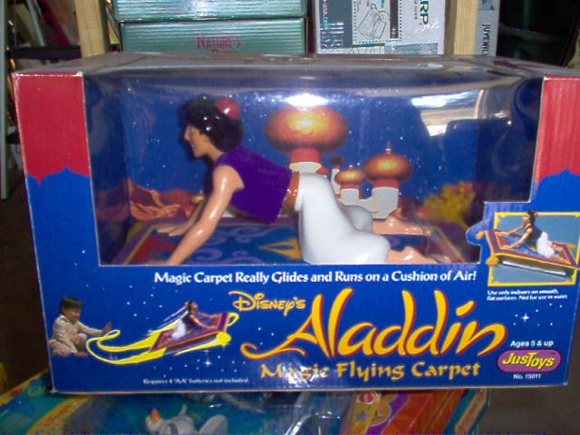 Aladdin - Disney - Magic Flying Carpet