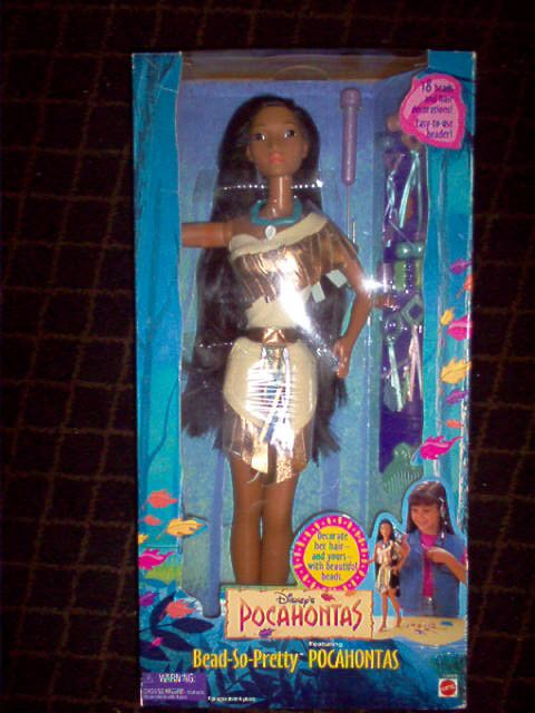 Pocohontas - Disney - Bead-so-Pretty Doll