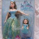 Barbie & Kelly Princess Doll Set