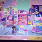 Happy Family Barbie Baby Store Playset