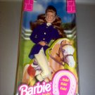 Horse Riding Barbie w/ Posable Body