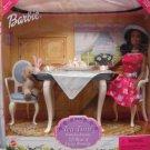 Tea Time with her friends, Li'l Bear & Cozy Bunny Black Barbie Doll