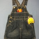 Sunny Patch Denim Overall - size 12m
