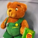 "Corduroy Bear by Eden Toys 1997 - 11"" Plush"