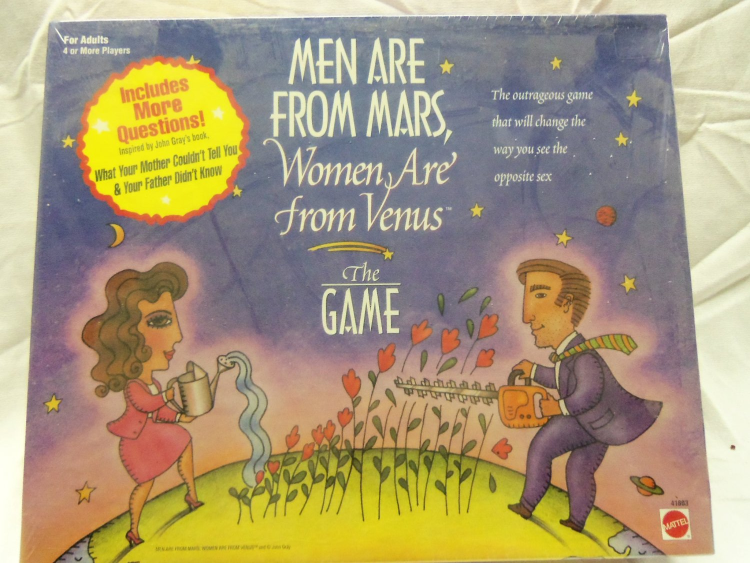 gender difference in john grays men are from mars women are from venus Mars, venus and gray: gender communication, john gray, mars and venus 1 the idea that women and men have different communication styles have become the.