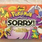 Pokemon Sorry! Game